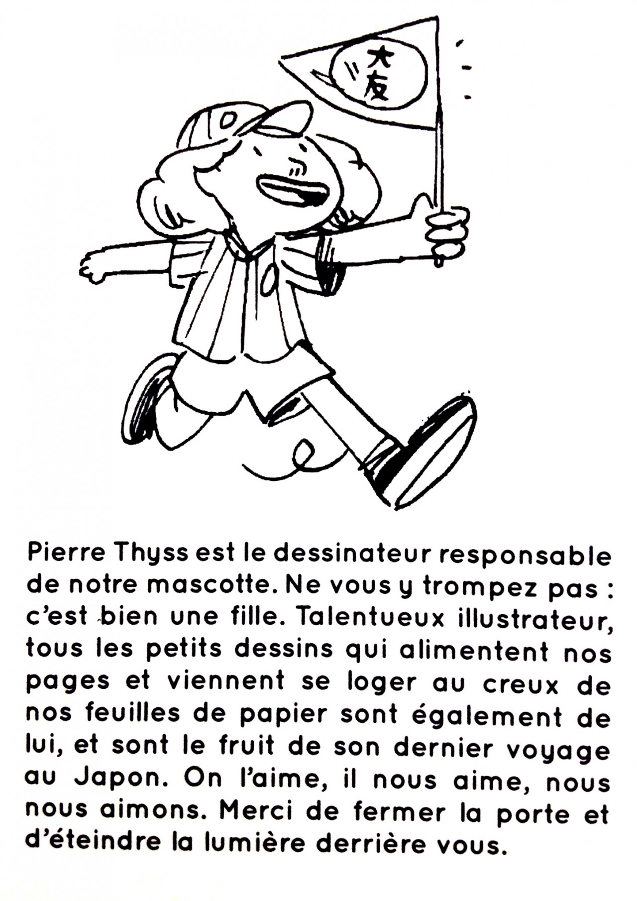 PIERRE THYSS Selected works